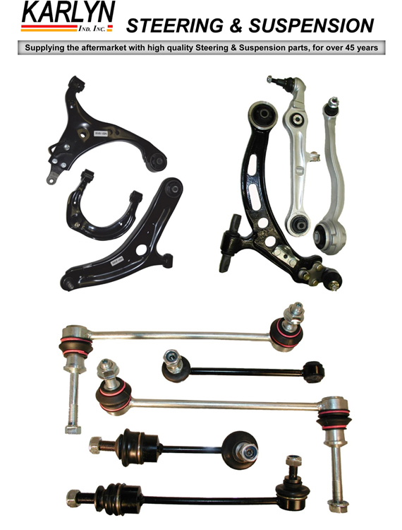 karlyn steering and suspension parts